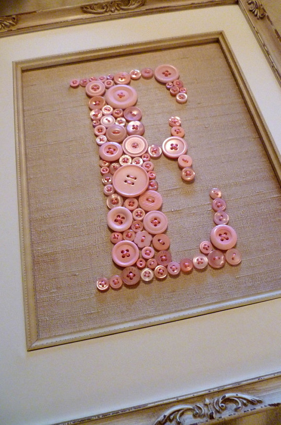 How to make a little somethin somethin with buttons for Button crafts for adults