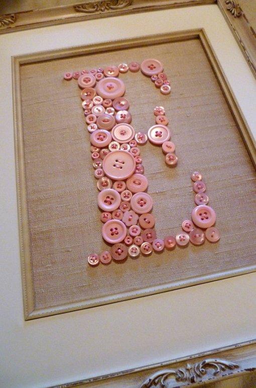 button name art