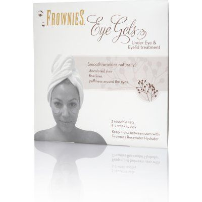 Frownies Eye Gels Under Eye & Eyelid Treatment