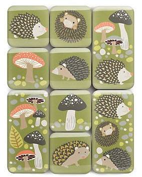 Hedgehog Magnets