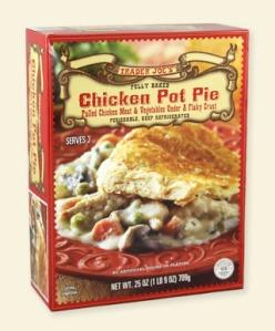 trader joesFresh Chicken Pot Pie