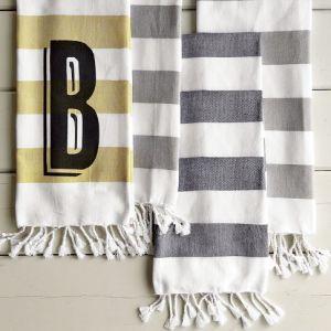 Hammam Stripe Hand Towel