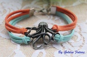 octopus bracelet