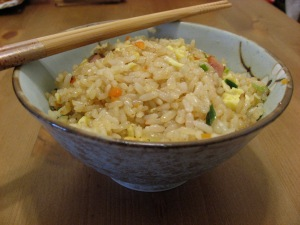 Benihana Style Chicken Fried Rice (click photo to see source)