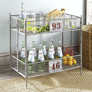 Handy Basket Shelves