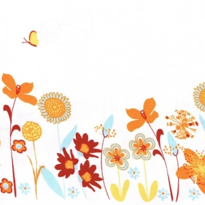 Harmony Art Sateen - 10 Flowers
