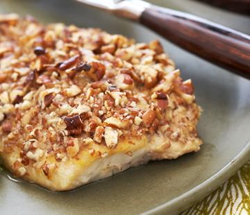 Pecan-Crusted-Catfish